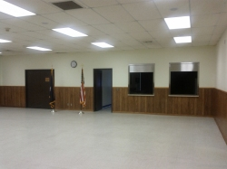 Township Hall room